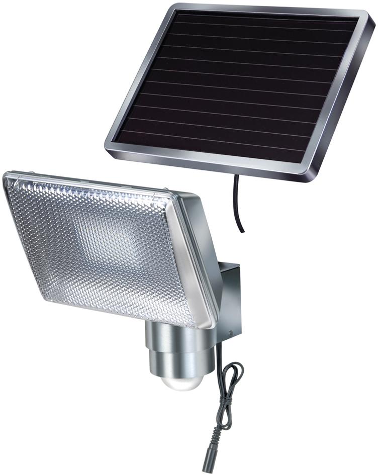 brennenstuhl Solar LED-Strahler SOL 80 ALU, IP 44