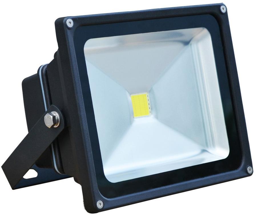 DIODOR LED Flutlichtstrahler Outdoor, 30 Watt, ...