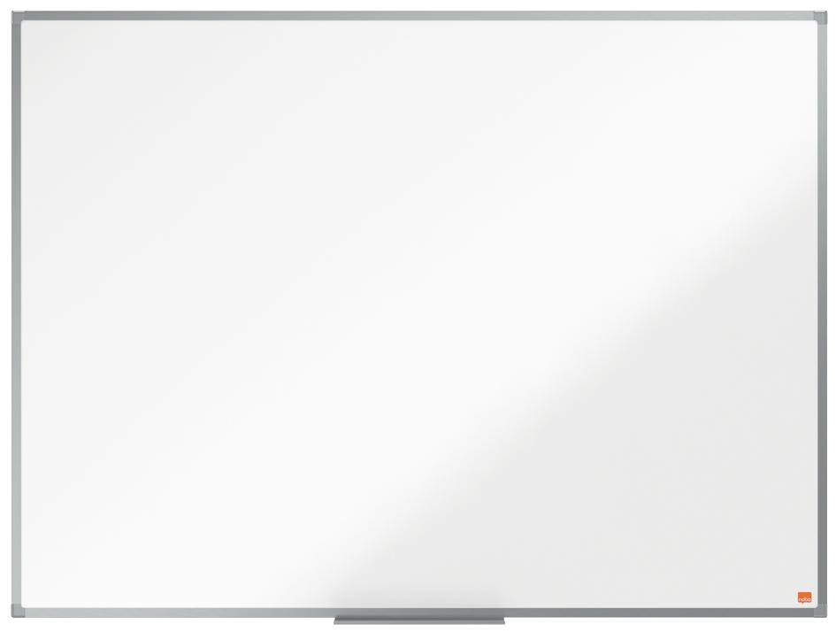 nobo Weißwandtafel Basic, aus Stahl, (B)1.800 x (H)1.200 mm