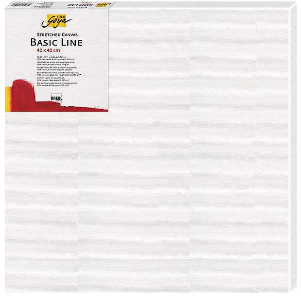 KREUL Keilrahmen SOLO Goya BASIC LINE, 700 x 1.000 mm