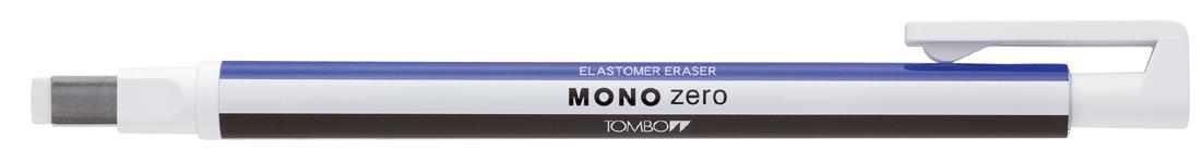 Tombow Radierstift ´MONO zero´, eckige Spitze, weiß