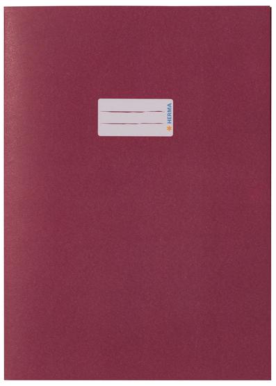 HERMA Heftschoner, aus Papier, DIN A5, weiß