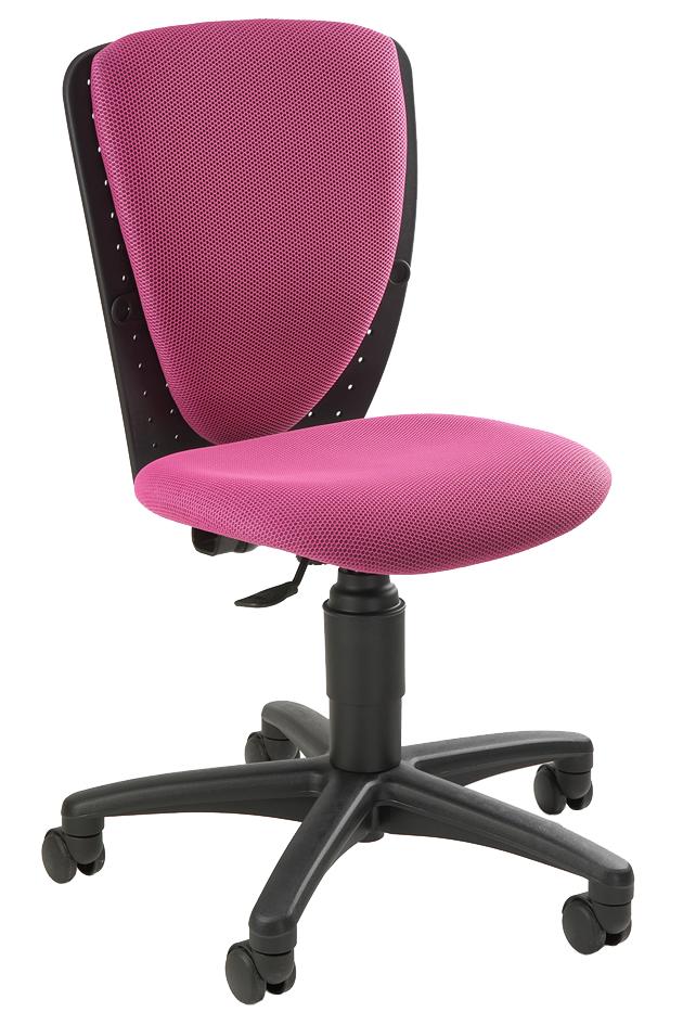 Topstar Kinder-Drehstuhl ´HIGH S´COOL´, pink