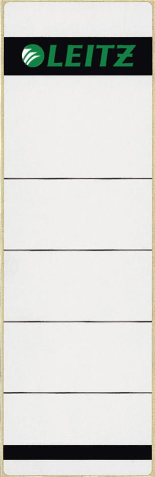 LEITZ Ordnerrücken-Etikett, 61 x 192 mm, kurz, ...