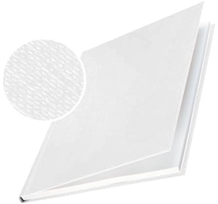 LEITZ Buchbindemappe impressBind, A4, 3,5 mm, schwarz, Hard