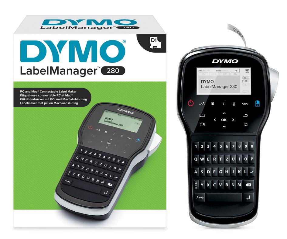 DYMO Hand-Beschriftungsgerät ´LabelManager 280´