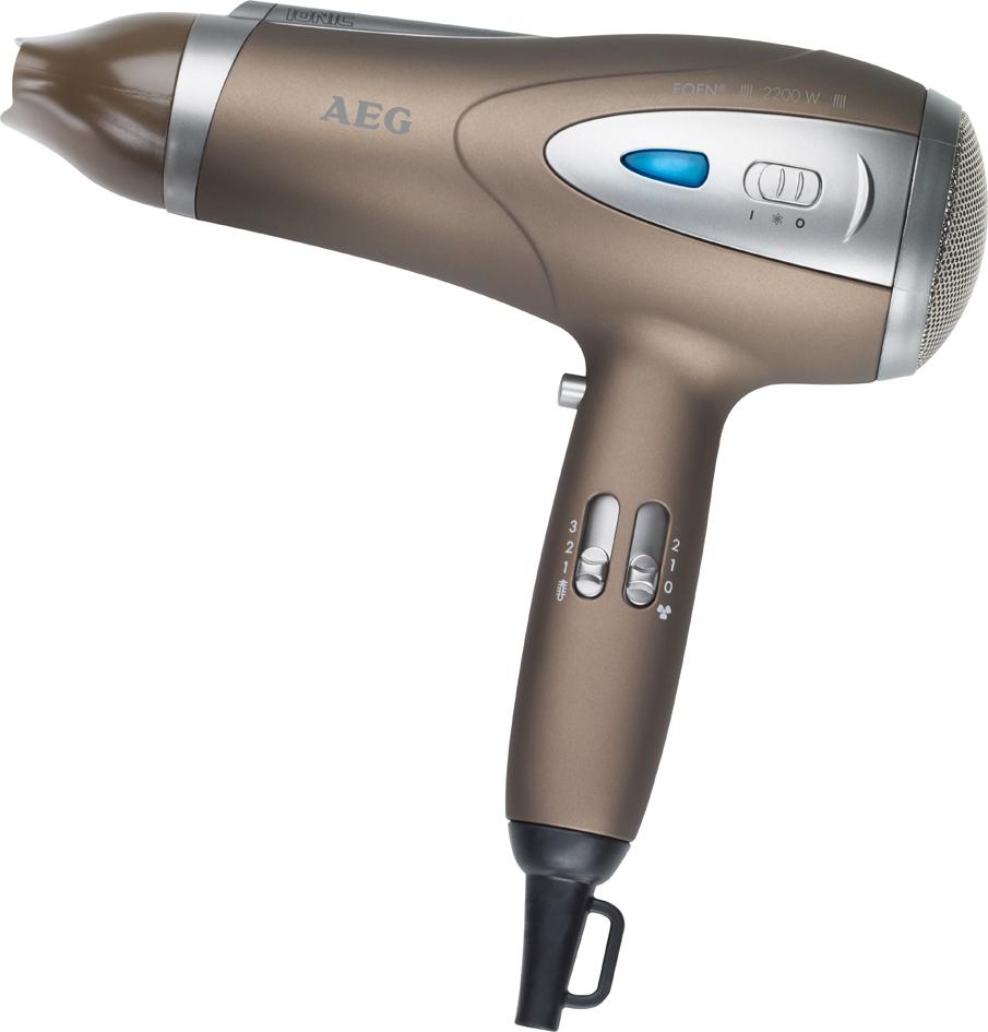AEG Haartrockner HTD 5584, braun