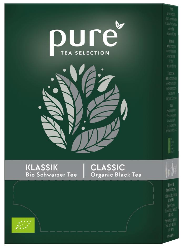 Tchibo Tee ´PURE Tea Klassik Schwarzer Tee´