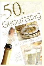 Geburtstagskarte - Fotomotive - 80.Geburtstag