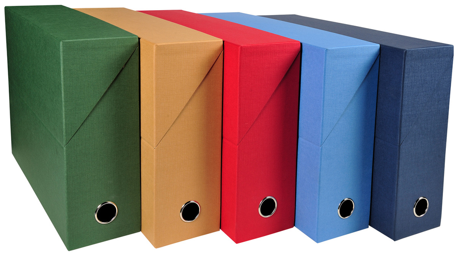 EXACOMPTA Dokumentenmappe, DIN A4, Karton, grün