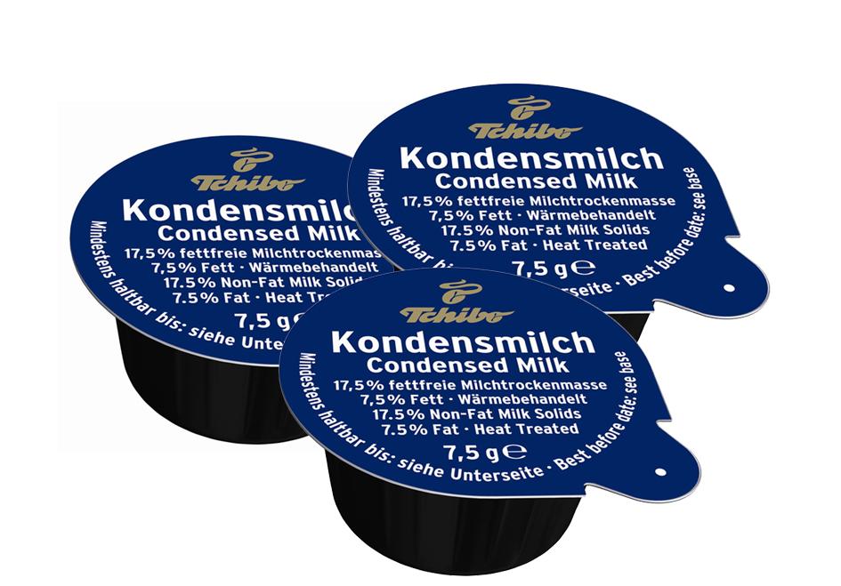 Tchibo Kondensmilch 7,5 % Fett, Großpackung