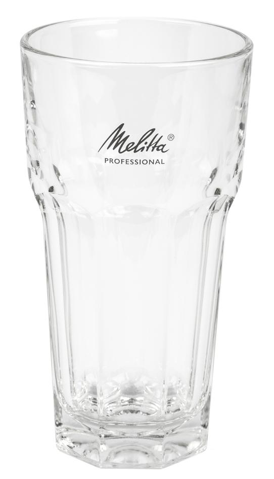 Melitta Latte Macchiato Glas ´M-Cups´, 0,33 l