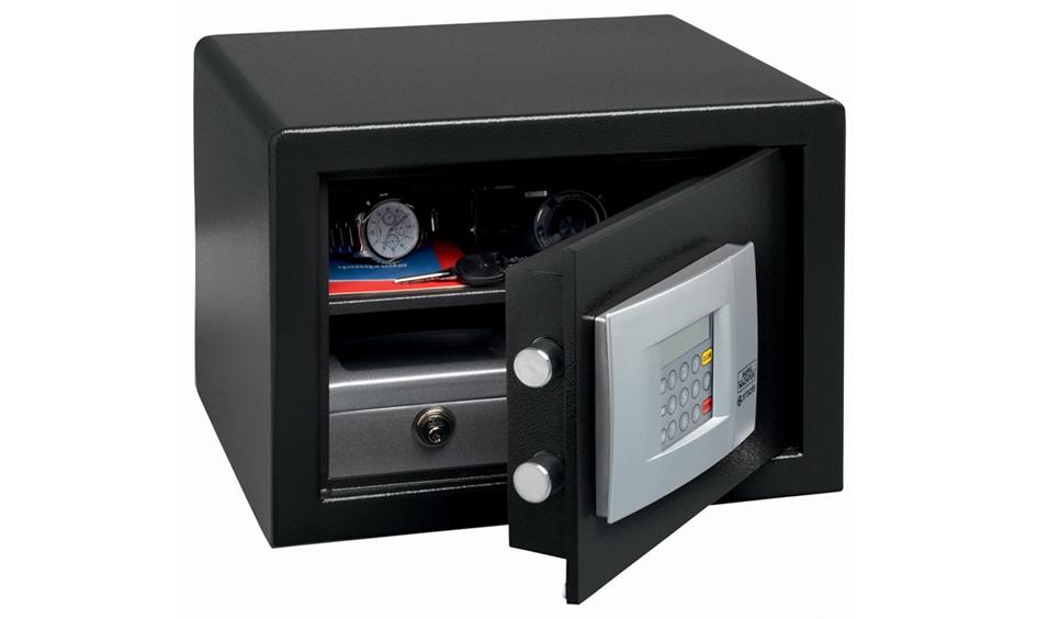 BURG-WÄCHTER Möbeleinsatz-Tresor PointSafe P 2 E, schwarz