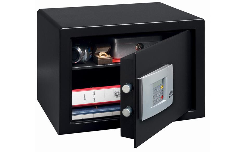 BURG-WÄCHTER Möbeleinsatz-Tresor PointSafe P 3 E, schwarz