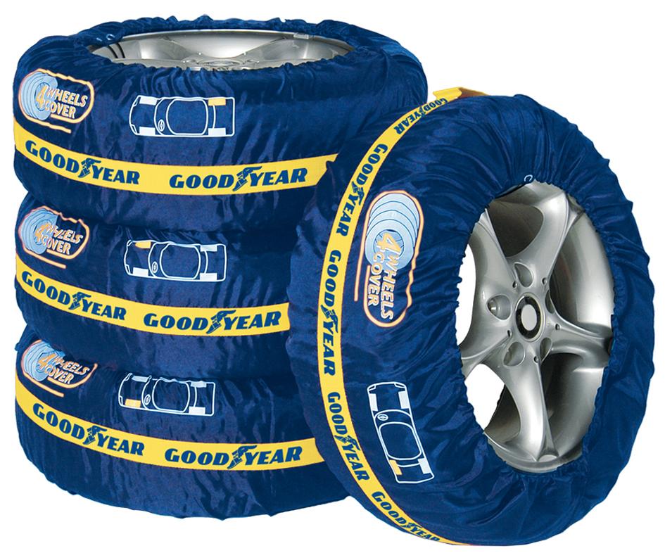 GOODYEAR Reifentaschen-Set, 4-teilig