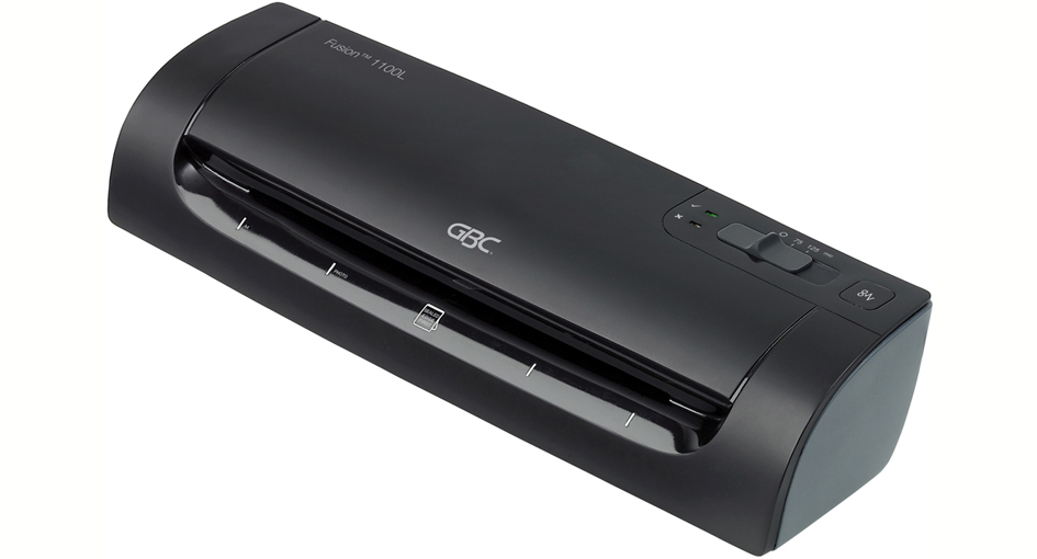 GBC Laminiergerät Fusion 1100L, bis DIN A4, schwarz