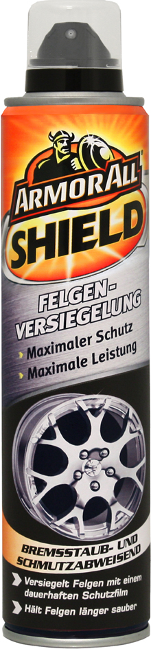 ARMOR ALL SHIELD Felgenversiegelung, Sprühdose, 300 ml