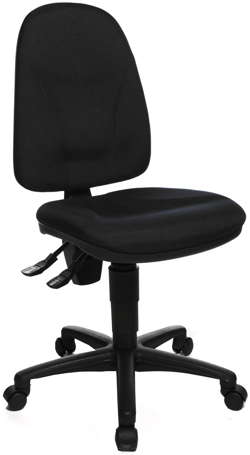 Topstar Bürodrehstuhl ´Point 20´, schwarz