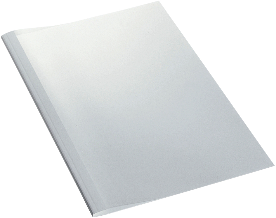LEITZ Thermobindemappe Standard, DIN A4, 1,5 mm, weiß