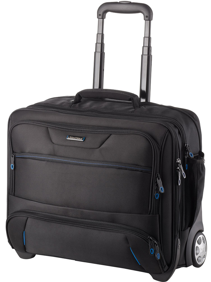 LiGHTPAK Business Notebook-Trolley ´SKY´, Nylon...