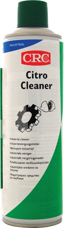 CRC CITRO CLEANER Citrusreiniger, 500 ml Spraydose