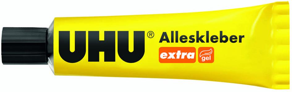 UHU extra Alleskleber, lösemittelhaltig, 31 g