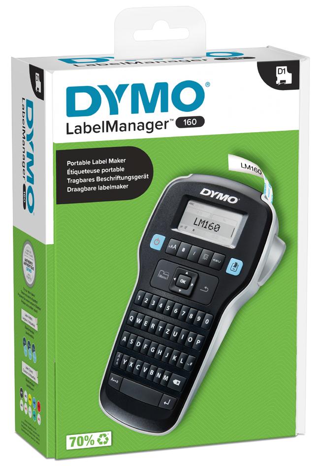 DYMO Hand-Beschriftungsgerät ´LabelManager 160´