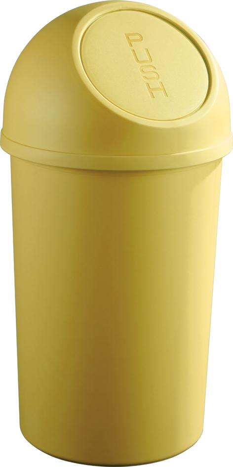 Restposten: helit Abfalleimer ohne Push-Einwurf...