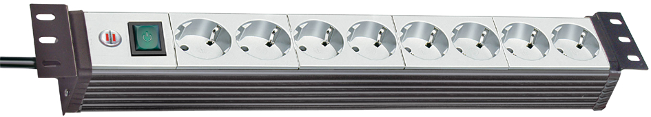 brennenstuhl 19´ Steckdosenleiste Premium-Line Technik