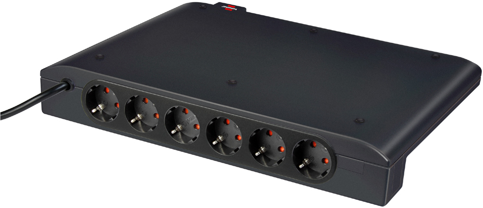 brennenstuhl Notebook-Ständer Power Manager, 6-fach