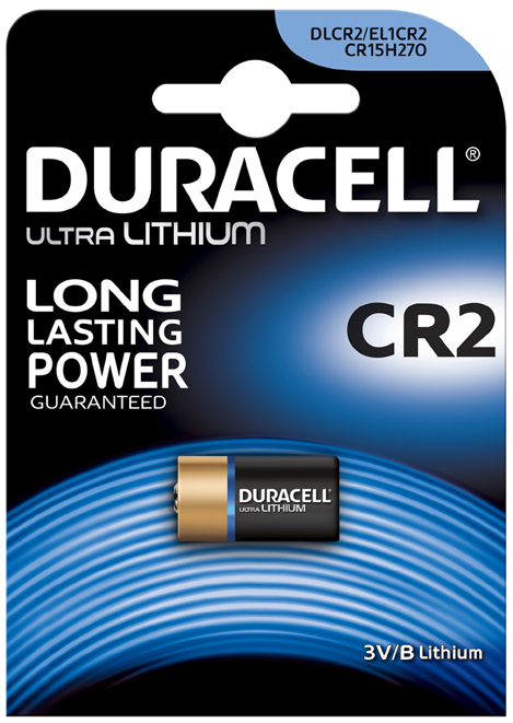 DURACELL Foto-Batterie ´ULTRA´, Lithium, CR2, 1...