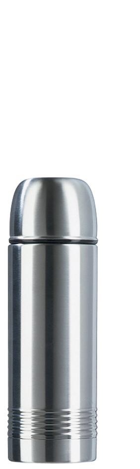 emsa Isolierflasche SENATOR, 0,5 Liter, Edelstahl