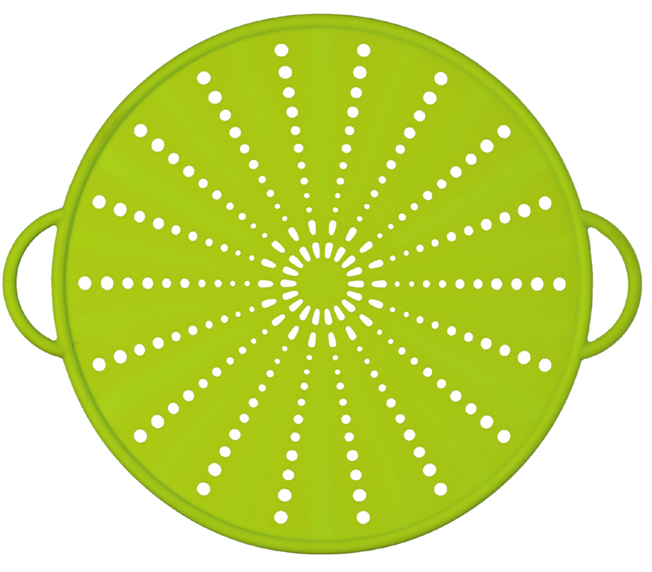 emsa Spritzschutz SMART KITCHEN, 260 mm, grün