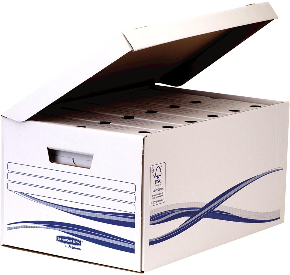 Fellowes BANKERS BOX Basic Archiv-Set Maxi plus...