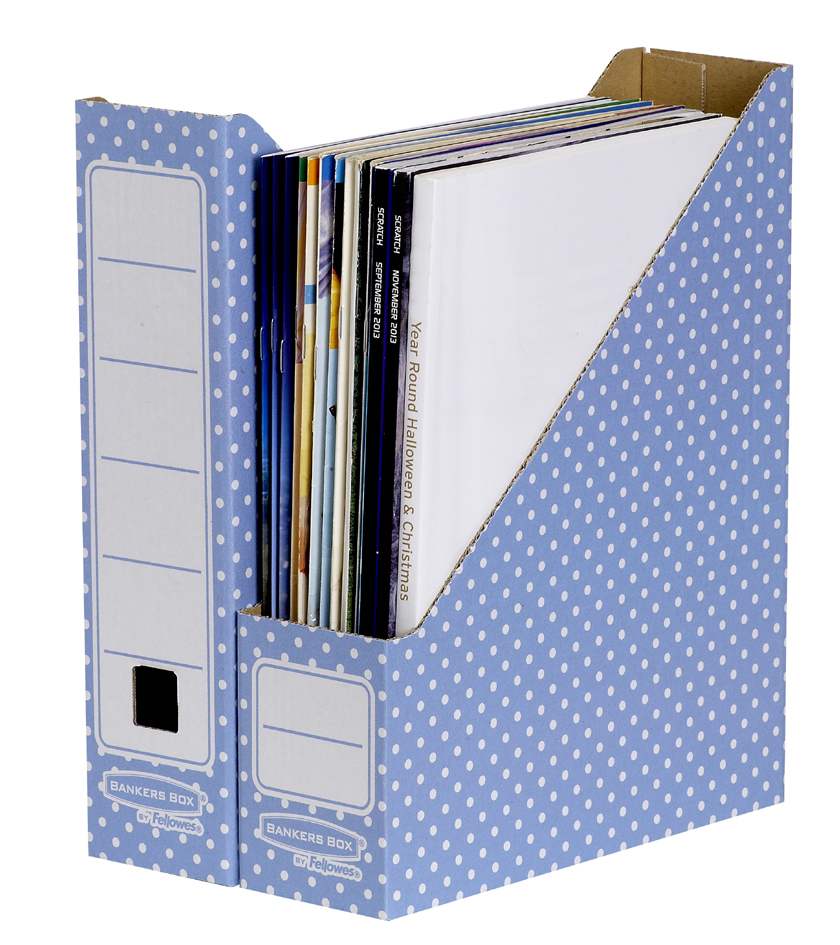 Fellowes BANKERS BOX STYLE Archiv-Stehsammler, ...