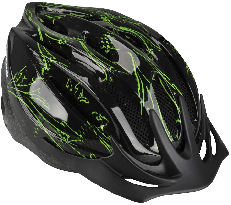 FISCHER Fahrrad-Helm ´Arrow´, Größe: L/XL
