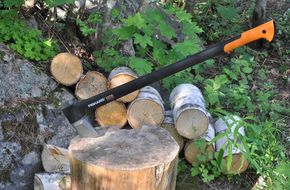 FISKARS Spaltaxt X27-XXL, Länge: 960 mm