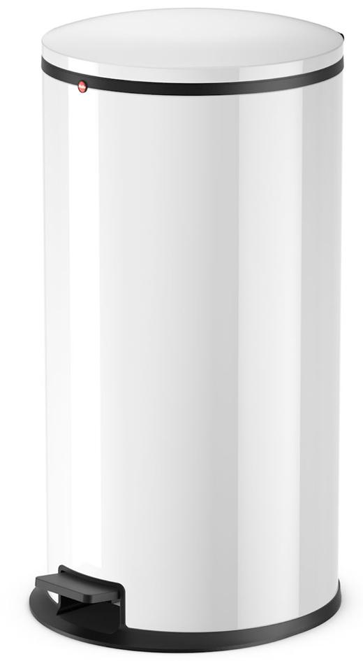 Hailo Tret-Abfallsammler Pure XL, Stahlblech, w...