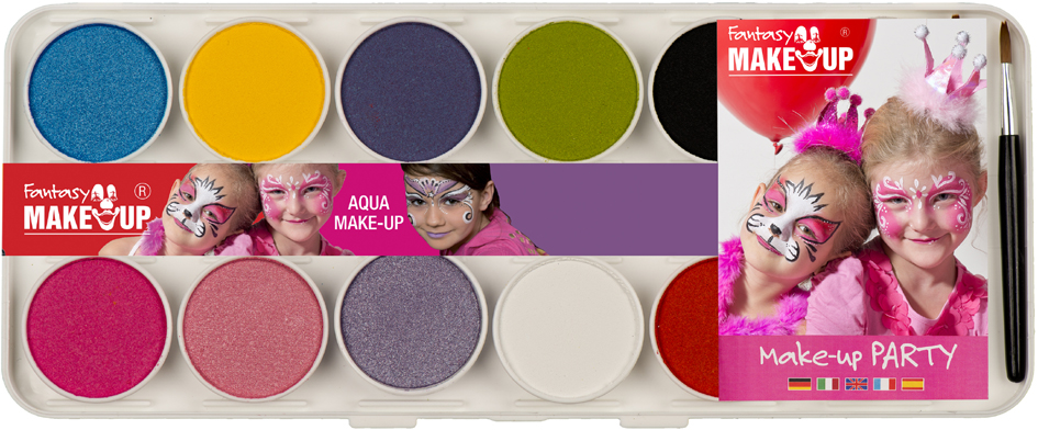 KREUL Schminkkasten ´Fantasy Make Up´, Girls, 1...
