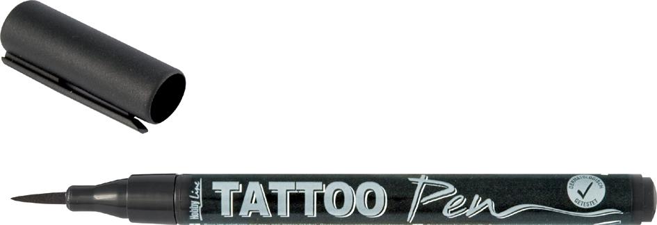 KREUL Tattoo Pen Hobby Line, schwarz
