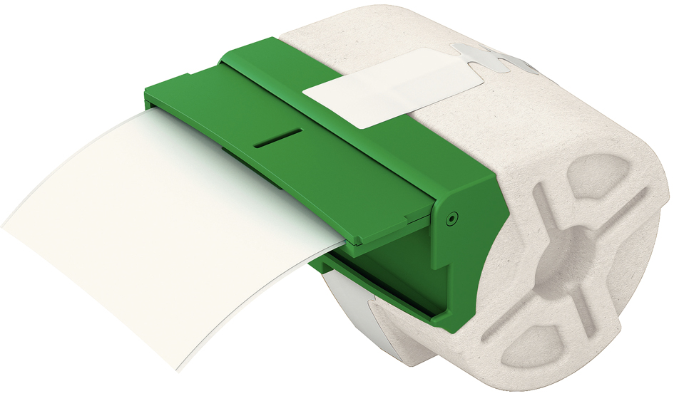 LEITZ Beschriftungsetiketten ICON, weiß, (B)88 mm x (L)22 m