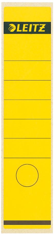 LEITZ Ordnerrücken-Etikett, 61 x 285 mm, lang, ...