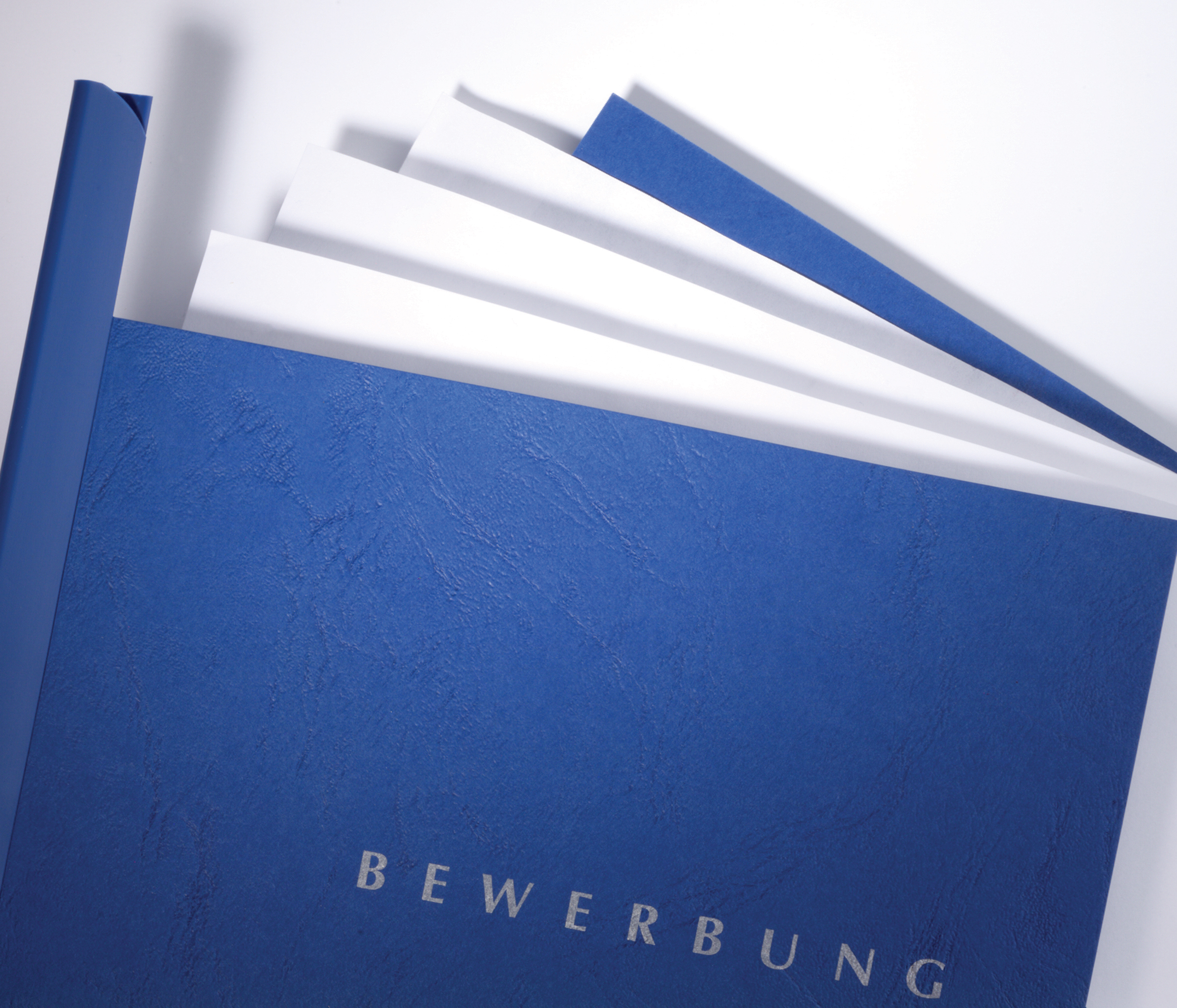 PAGNA Bewerbungs-Set ´Start´, DIN A4, blau