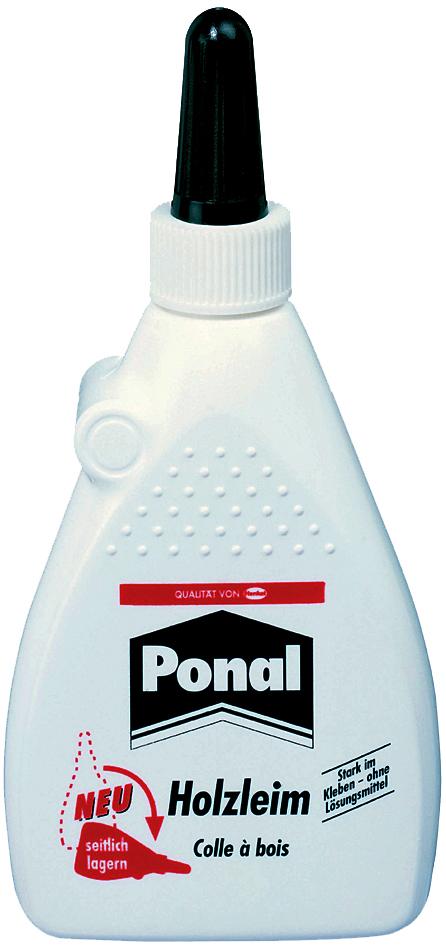 Ponal Holzleim Classic, lösemittelfrei, 120 g Flasche