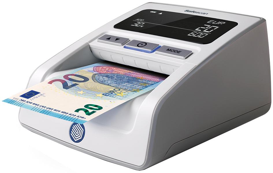 Safescan Geldschein-Prüfgerät ´Safescan 155-S´, schwarz