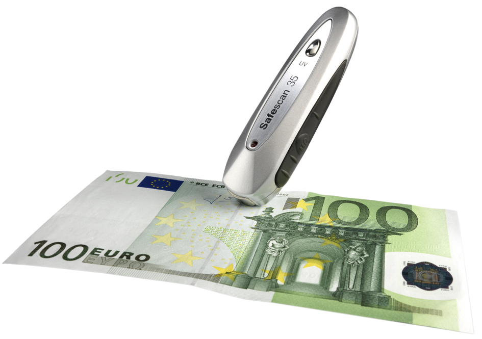 Safescan Geldschein-Prüfgerät ´Safescan 35´, si...