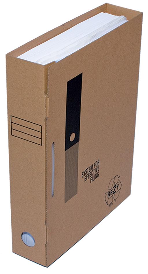 smartboxpro Archiv-Ordner, aus Wellpappe, inkl....