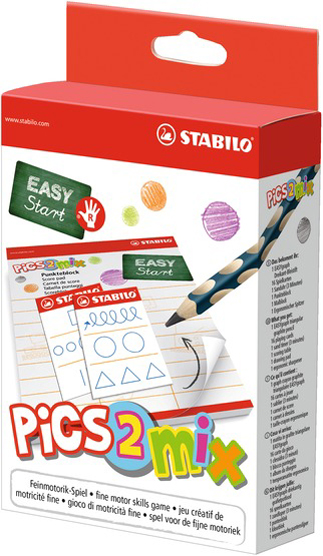 STABILO Feinmotorik-Spiel EASY Start pics2mix