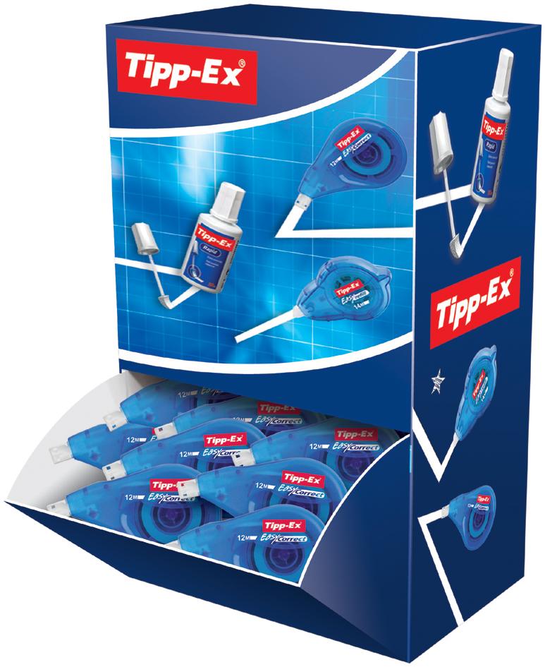 Tipp-Ex Korrekturroller Easy Correct, VALUE PACK