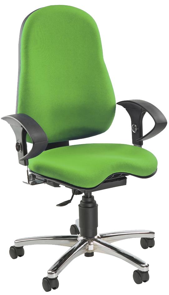 Topstar Bürodrehstuhl ´Sitness 10´, apfelgrün